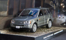 JAMES BOND CAR COLLECTION - QUANTUM OF SOLICE - RANGE ROVER SPORT - No 079
