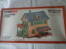 VINTAGE TYCO KIT HO SCALE HARDWARE STORE W/MOLDED COLORS
