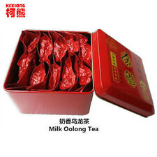 Top Grade Jinxun Tea Milk Oolong Tea Healthy Green Tea Gift Packing Iron Canned