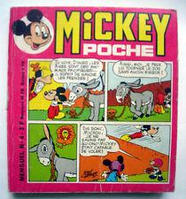 MICKEY POCHE N° 4