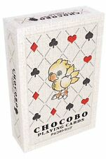 Final Fantasy Chocobo Playing Cards (Official New)