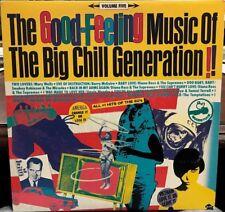 GOOD FEELING MUSIC BIG CHILL GENERATION LP VOL 5
