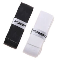 2× Racket Grips Anti Slip Badminton Squash Overgrips Sports Over Grip Bands