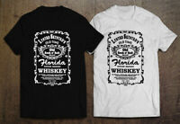 Lynyrd Skynyrd old time Florida Men's Black White T-Shirt Size S-2XL