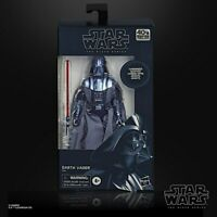 "Star Wars Carbonized Darth Vader 6"" Black Series Figure Amazon Excl **IN STOCK"