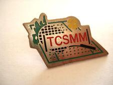 PINS RARE CLUB TCSMM TENNIS SAINT MARTIN DU MANOIR NORMANDIE