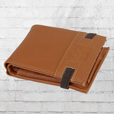 Billabong Portmonee Locked Wallet Geldbörse braun Geldbörse Geldbeutel purse