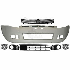 Set Bumper Front+Fog + Accessories Suzuki Swift Year 05-07