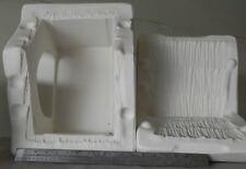 Lg Nativity Creche Stable Vintage Atlantic No. A168 Ceramic Mold