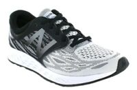 NEW Men's SZ 14D, NEW BALANCE Fresh Foam Zante V3 Running White / Black MZANTWG3
