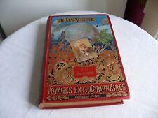 Jules Verne P'tit Bonhomme Voyages extraordinaires Collection Hetzel XIXème