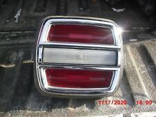 ONE VERY NICE USED 1968-69 Fairlane GT FASTBACK Taillight Assy C9OZ-13404-B