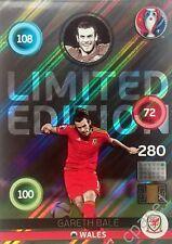 Limited Edition SHINY - Gareth Bale - Panini Adrenalyn XL UEFA Euro 2016 France