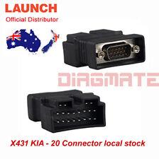 Original LAUNCH X431 KIA-20 for PRO3 PRO SCANPAD PAD2 PAD IDIAG MASTER AU stock