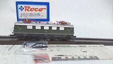 ROCO 43637 E-lok DB BR E41 072 rode sluitlichten zeer fijne afwerking