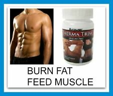 Fat Burner Diet Pills Weight Loss Stomach Lean Muscle Building Tablets  Fit Abs
