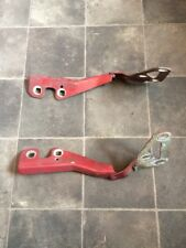 Vauxhall Astra Bonnet Hinges Right And Left Mk5 H 2006 O/s N/s