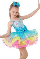 NEW Girls Dance Costume Weissman 8985 Small Child