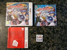Beyblade: Evolution - Nintendo 3DS Game - 2DS, XL - With Unscratched Pin Code