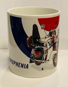 Quadrophenia Film /  A Way Of Life / Bike CERAMIC MUG Boxed : Who, Mod, Ska