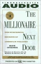 The Millionaire Next Door: The Surprising Secrets of America's Wealthy/ 2 Tapes