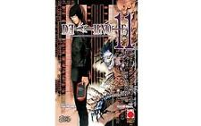 DEATH NOTE 11 RISTAMPA - PLANET MANGA PANINI - NUOVO