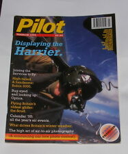 PILOT MAGAZINE MARCH 1995 VOLUME 29 NUMBER 3 - DISPLAYING THE HARRIER