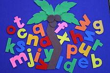 """Chicka Chicka abc"" handmade children story felt/ flannel board set"