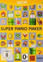 Super Mario Maker Nintendo Wii U Game Only - MINT - Super Fast Delivery
