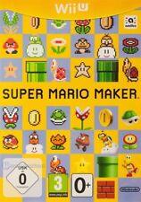 Super Mario Maker Nintendo Wii U Game Only - MINT - Super Fast Delivery