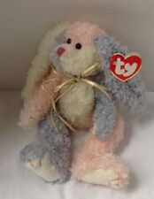 TY Attic Treasures Collection May Pastel Colored Jointed Bunny Rabbit Tags  Plush a651fb9b1dd0