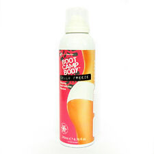 Anti Cellulite Freeze Crackle Mousse by Boot Camp Body, Firm & Tone Skin, 200ml