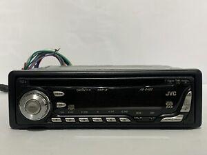 JVC KD-G402 Car Stereo Radio CD MP3 Player 4x50W