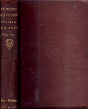 1866 CAPTURED BY ITALIAN BANDITS TRUE STORY ILLUSTRATED WITH MAP GIFT