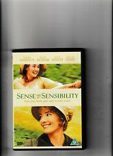 Sense And Sensibility UK movie dvd