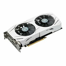 Asus NVIDIA GeForce GTX 1070 8GB DUAL OC White