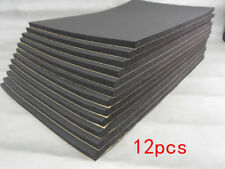 12pcs Sheets 10mm Closed Cell Foam Car Sound Proofing Deadening  Insulation