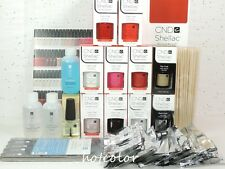 CND Gel INTRO Pack Color Kit of 8 Colors & Base Top Coat / Intro Pack System