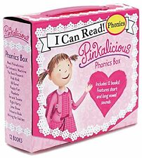 Pinkalicious Phonics Box Set My First I Can Read