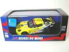 1 43 Ixo Chevrolet Corvette c6 ZR1 #63 le Mans 2010