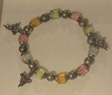 Child's Fairy Charm Bracelet