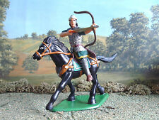 Supreme Medieval Russian mounted archer 60mm painted
