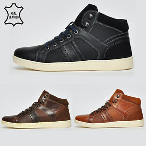 Red Tape REAL LEATHER Manley Designer Chukka Ankle Fashion Casua Boots Trainers