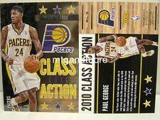 Panini NBA (Adrenalyn XL) 2013/2014 - #003 Paul George 2010 - Class Action
