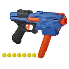 Nerf Rival Finisher XX-700 Blaster -- Quick-Load Magazine, Spring Action, 7