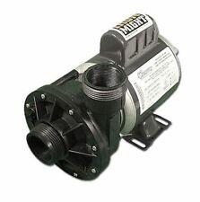 1/15 HP 220V Waterway Iron Might 48-Frame Circulating Spa Pump - 3410020-1E
