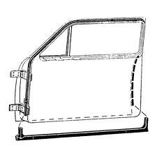 1949 1950 1951 Mercury 2 Door Sedan Door Seals Pair