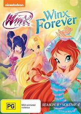 Winx Club: Winx Forever DVD R4