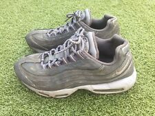 Nike Air Max 95 Size 8 UK Worn Trashed 2014 Nike Air Trainers Grey Used 8