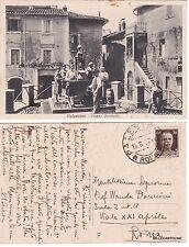 # PALESTRINA: PIAZZA GARIBALDI   1937